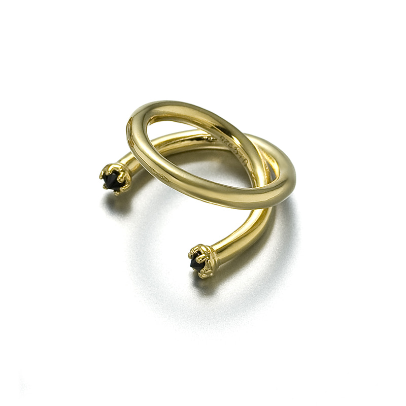 Xi Ring: Gold